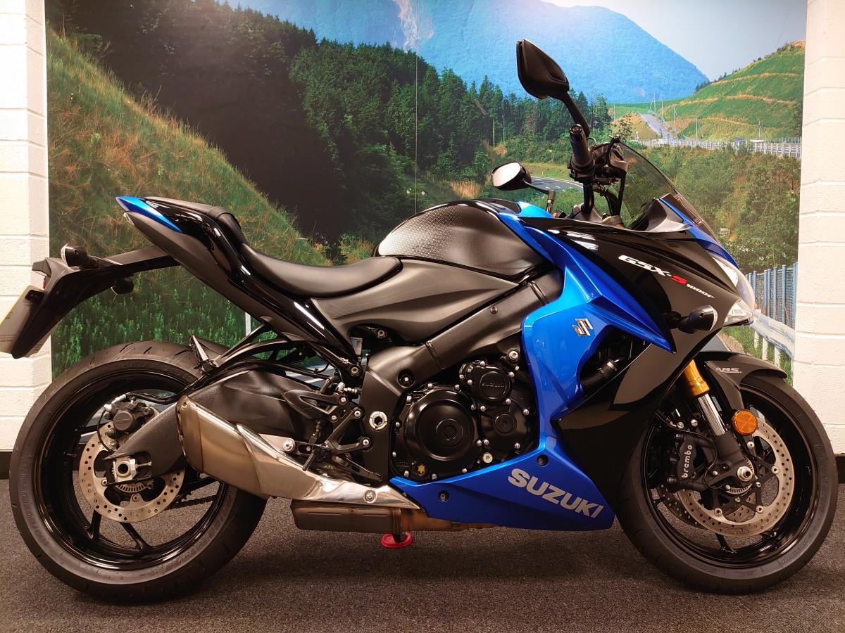 Buy Online Suzuki GSX-S1000FA L8