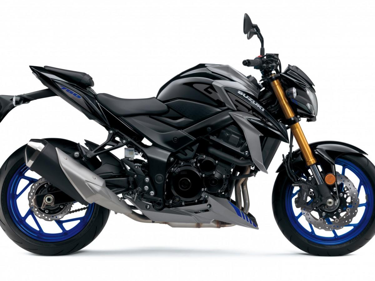 2021 Suzuki GSX-S750 2021
