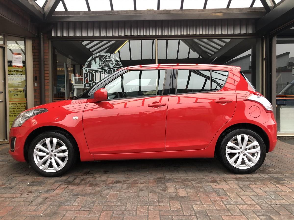 Buy Online Suzuki Swift 1.2 SZ3