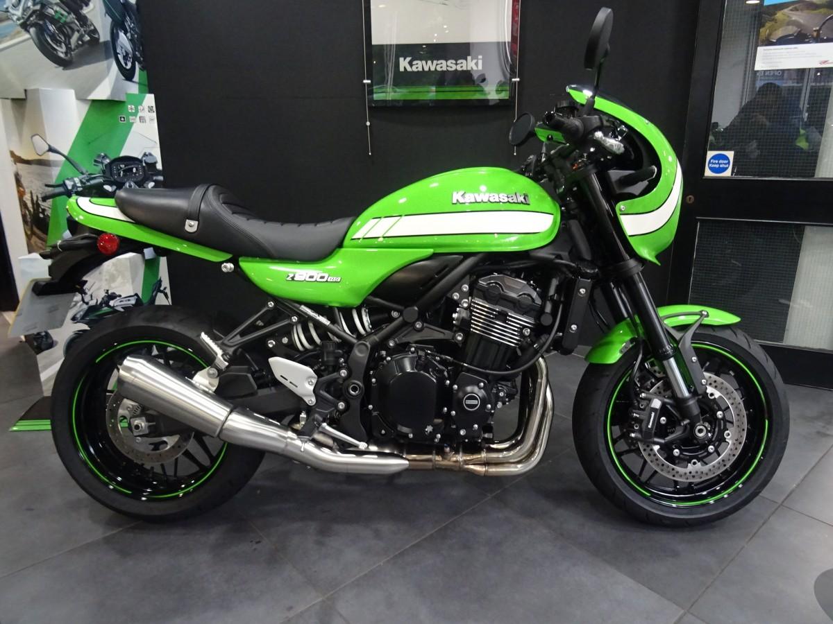 Buy Online Kawasaki Z900 RS Cafe