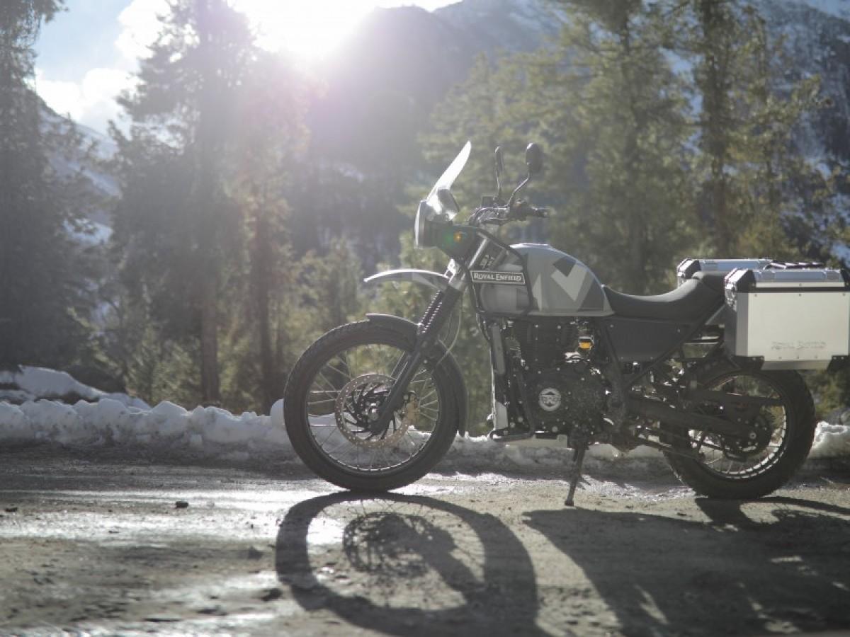 Royal Enfield Himalayan Adventure 2020