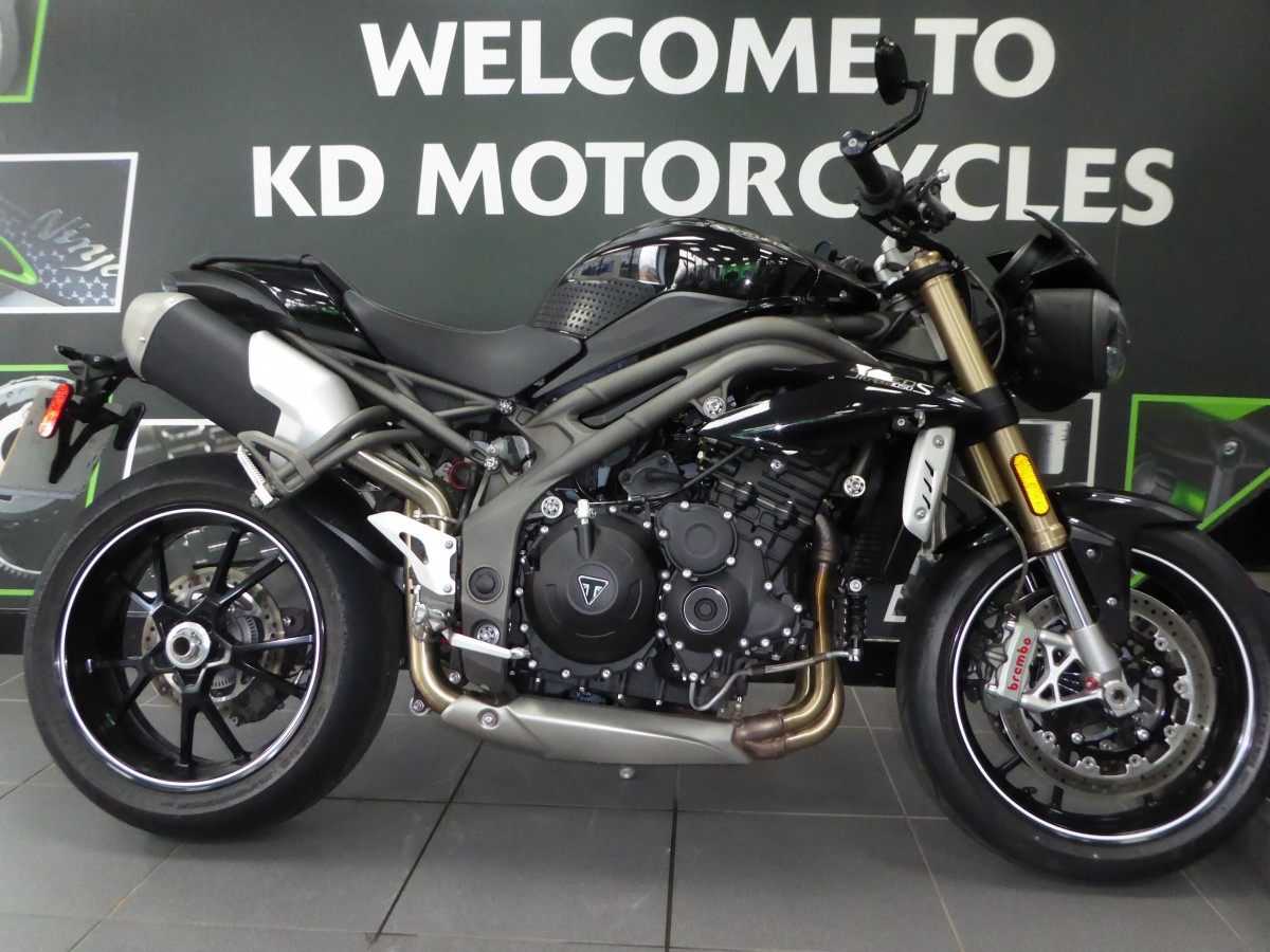 Triumph SPEED TRIPLE S 1050 2017