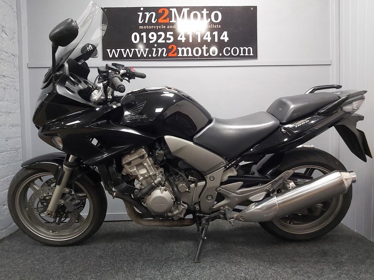 Honda CBF1000-7 2007