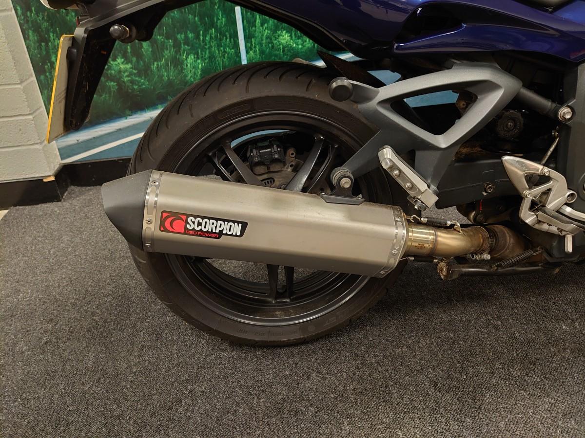 TRIUMPH SPRINT GT 1050 ABS 2010
