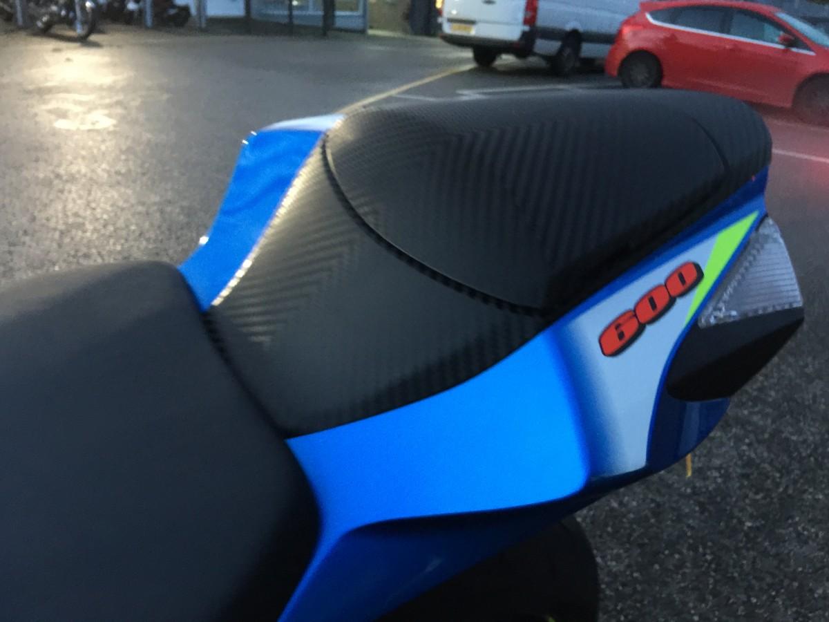 SUZUKI GSXR 600 L5 Moto GP 2015