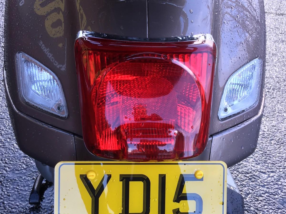 PIAGGIO VESPA GTS 300 S TOURING 2015