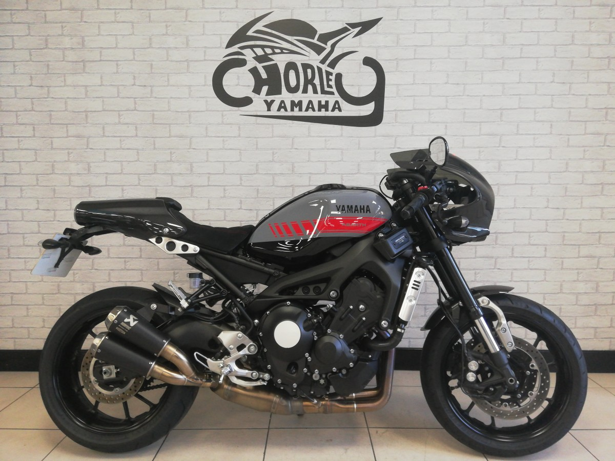 Buy Online Yamaha XSR900 ABARTH