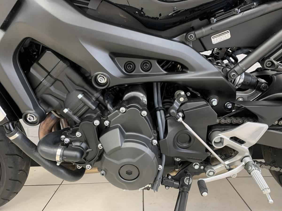Yamaha XSR900 ABARTH 2017
