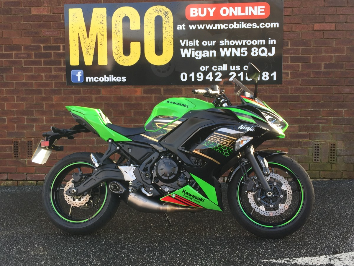For Sale Kawasaki Ninja 650 Performance Ex650mlfa 6599 00 Mco Bikes Ltd