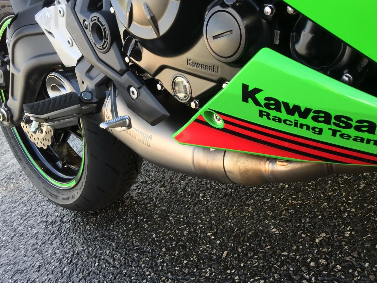 KAWASAKI Ninja 650 Performance  EX650MLFA 2020