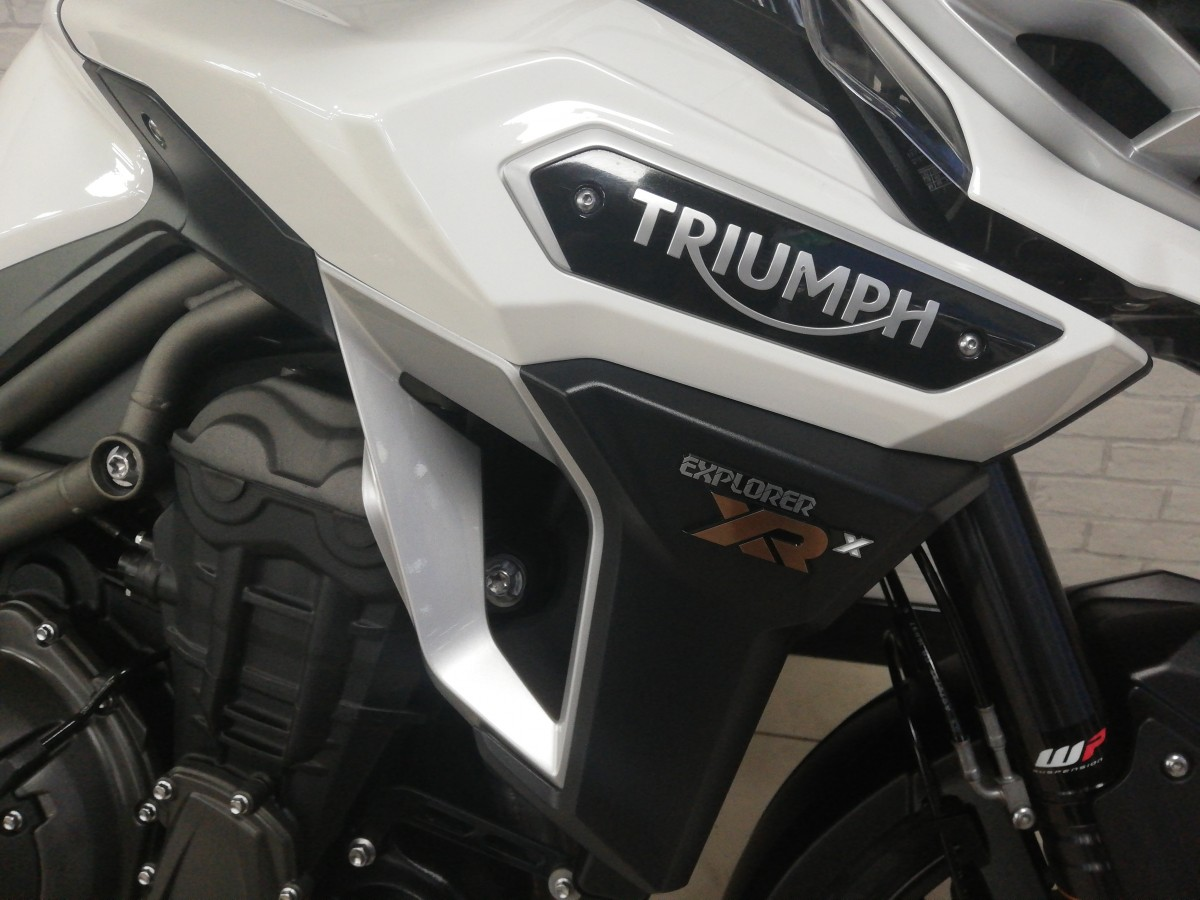 TRIUMPH TIGER EXPLORER XRX 2017