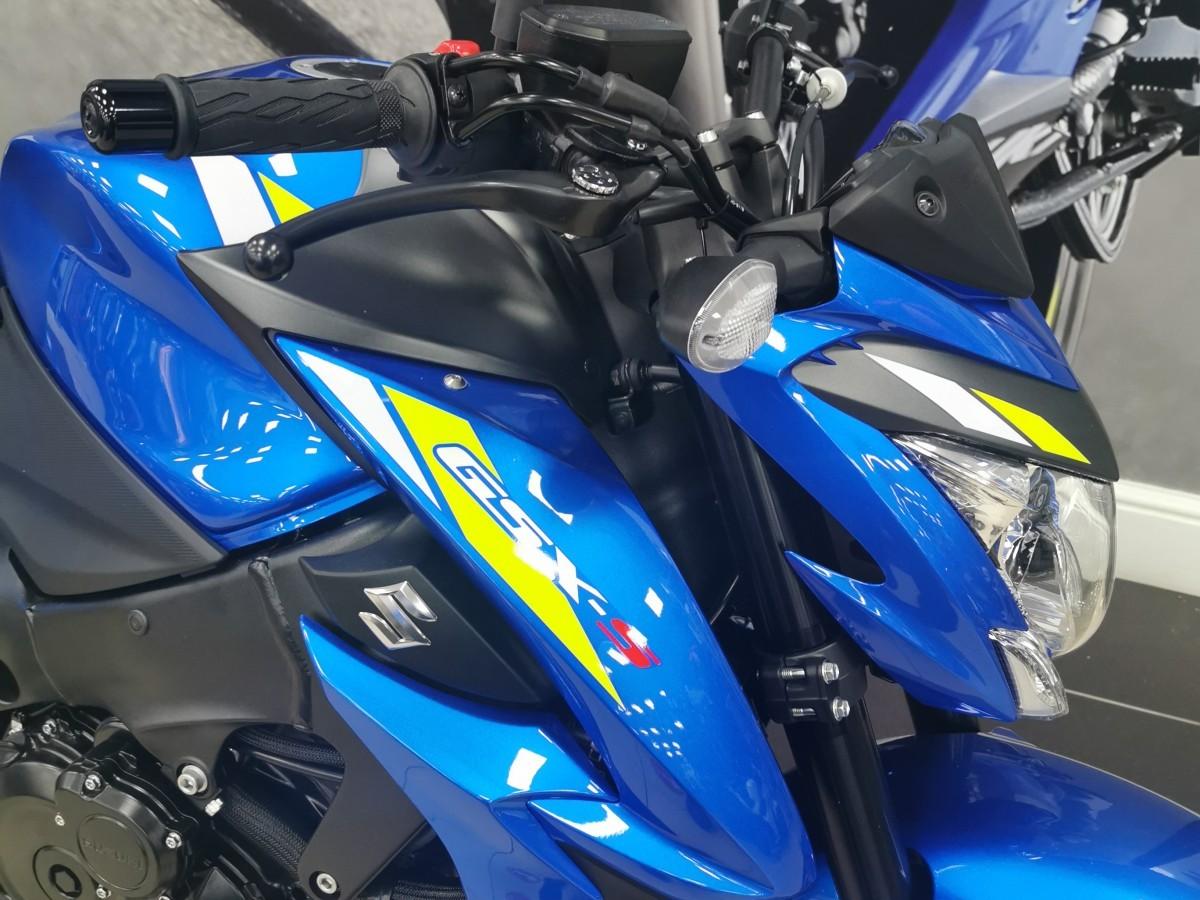 Suzuki GSX-S1000 2020
