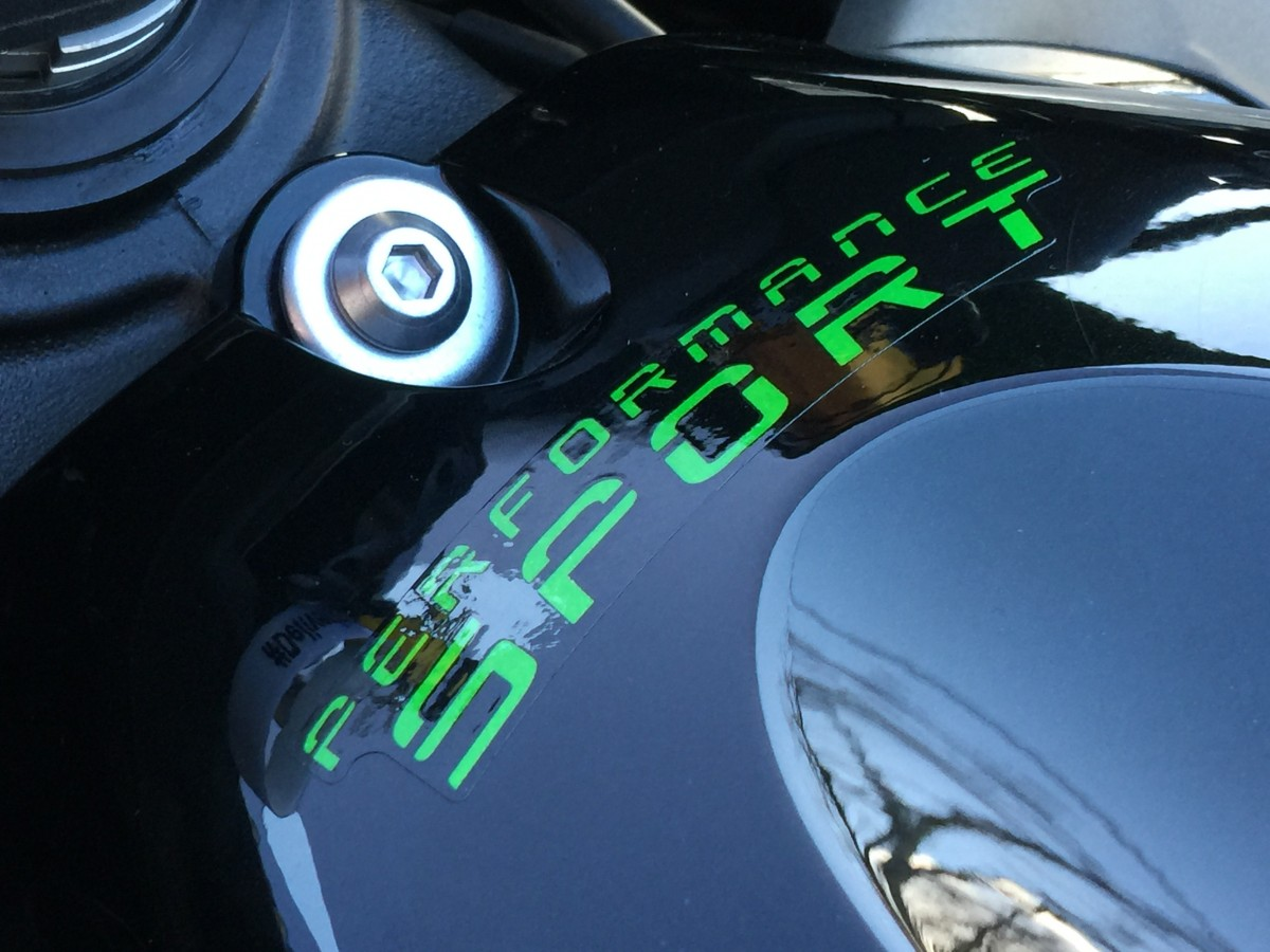 2020 KAWASAKI ZZR1400 Performance Sport  ZX1400JLF