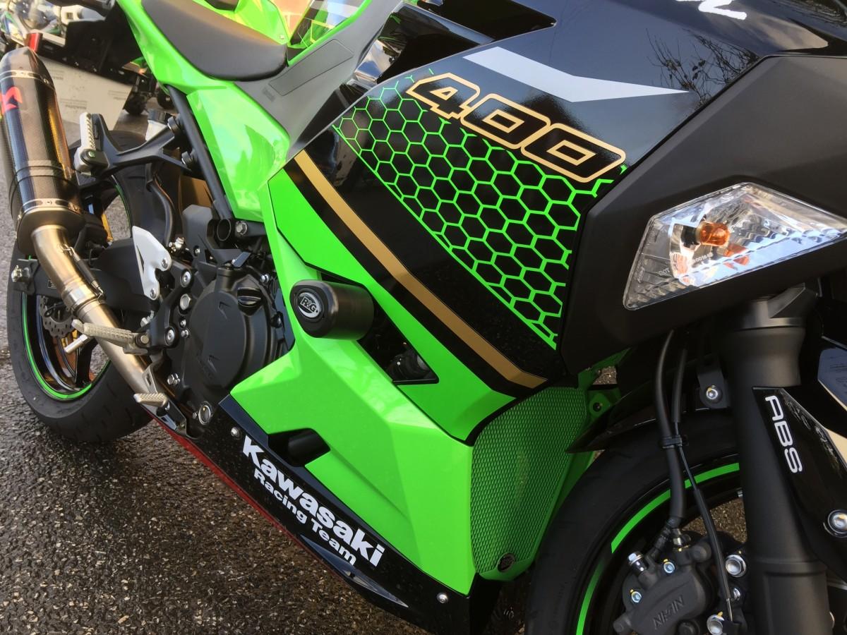 KAWASAKI Ninja 400 KRT Performance EX400GLFA 2020