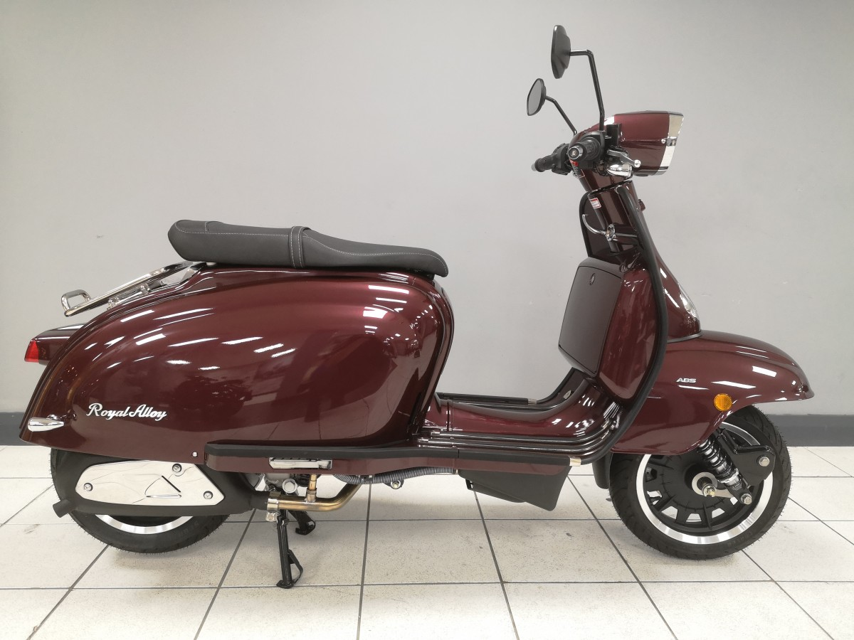 Buy Online Royal Alloy TG 300cc S LC ABS