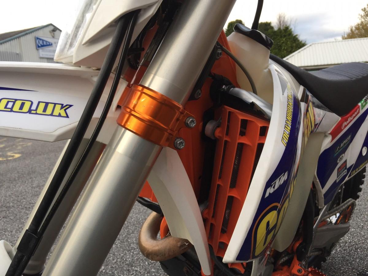 KTM 450 EXC 6 DAYS 2015