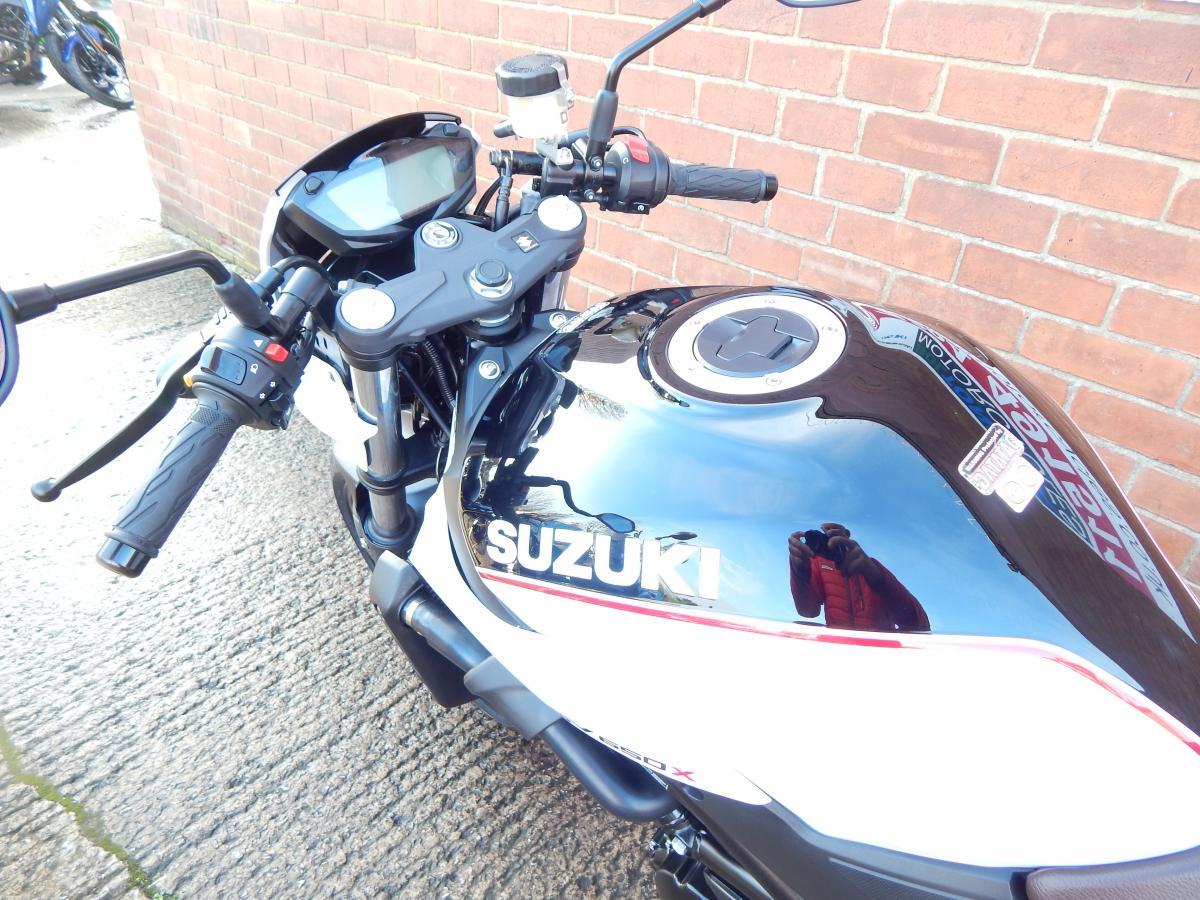 Suzuki SV650XAL9 2019
