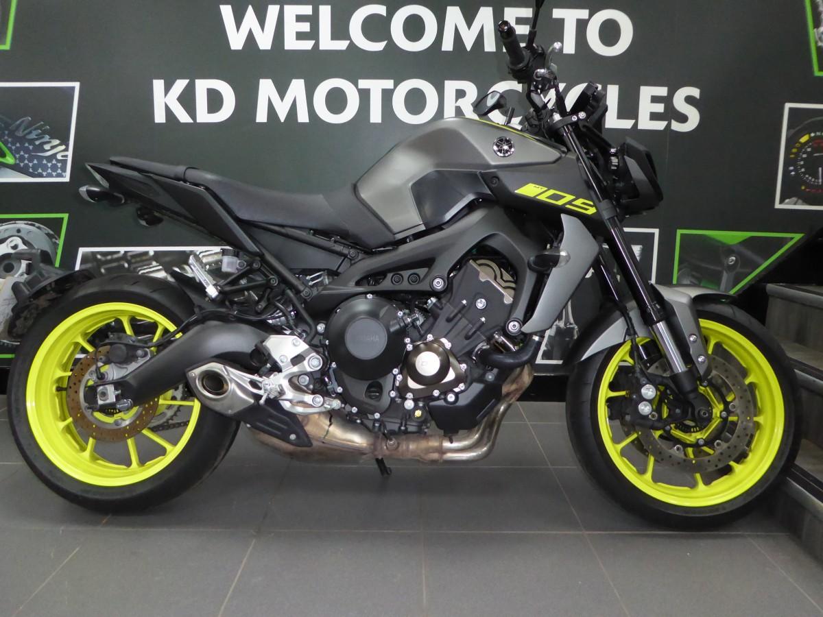 Yamaha MT-09 ABS 2018