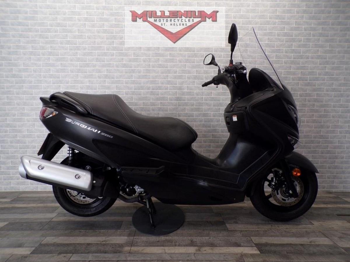 Buy Online Suzuki UH200AL8 BURGMAN