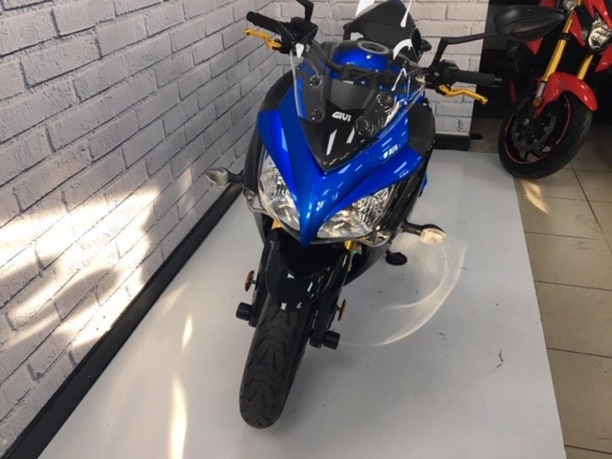 Suzuki GSX-S1000FA L8 2017