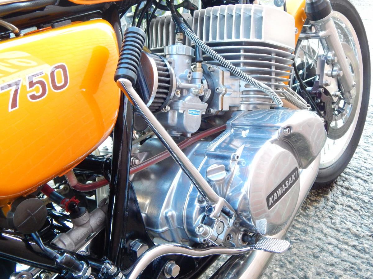 Kawasaki H2 750 Special Classic 1972