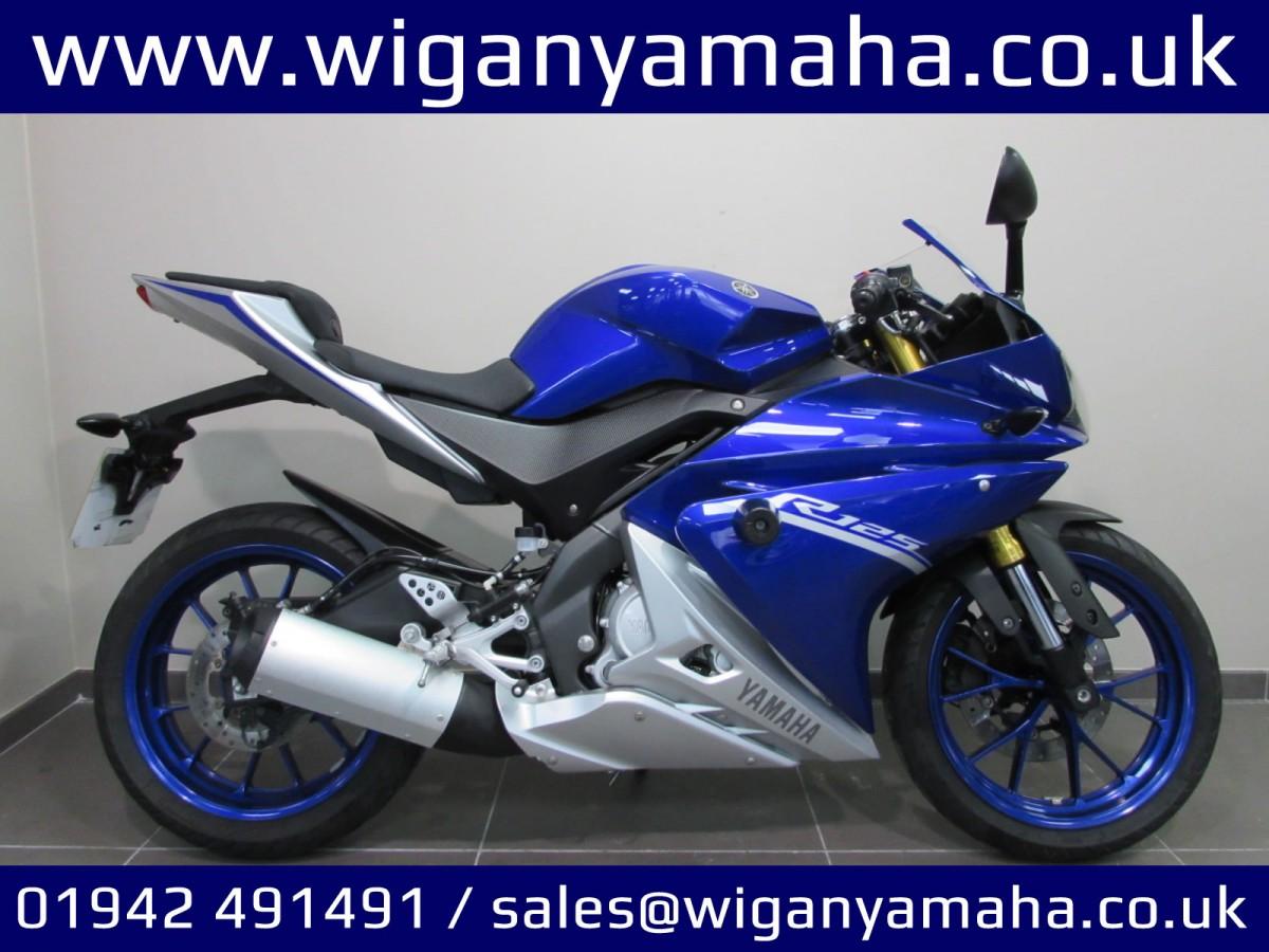 Buy Online Yamaha YZF-R125