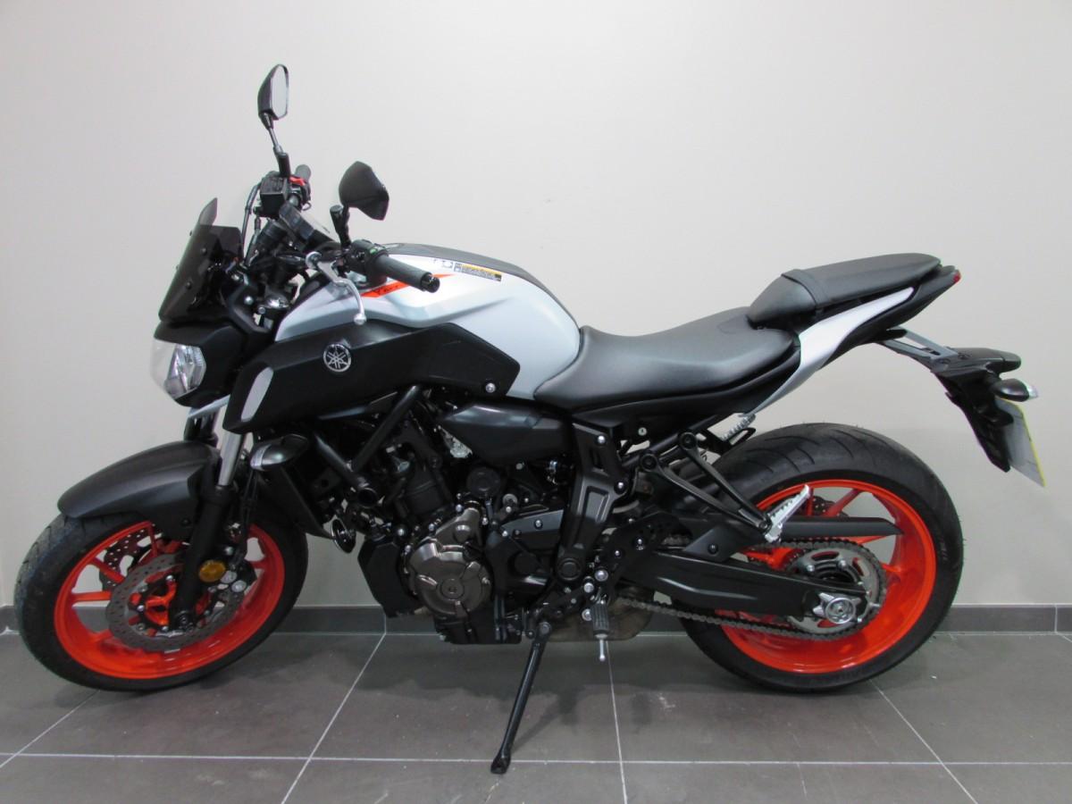 Yamaha MT-07 2019