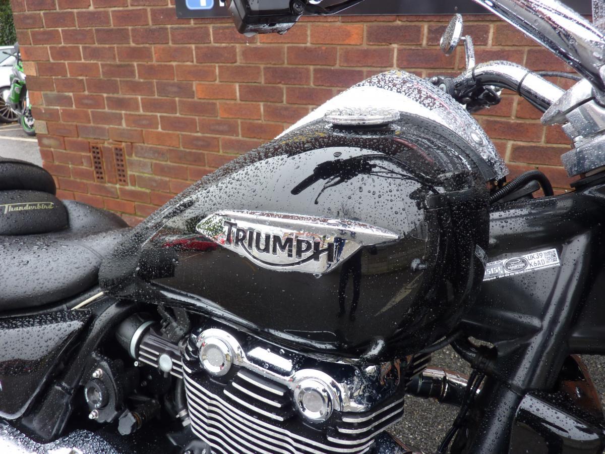 TRIUMPH Thunderbird Commander 1700 2015