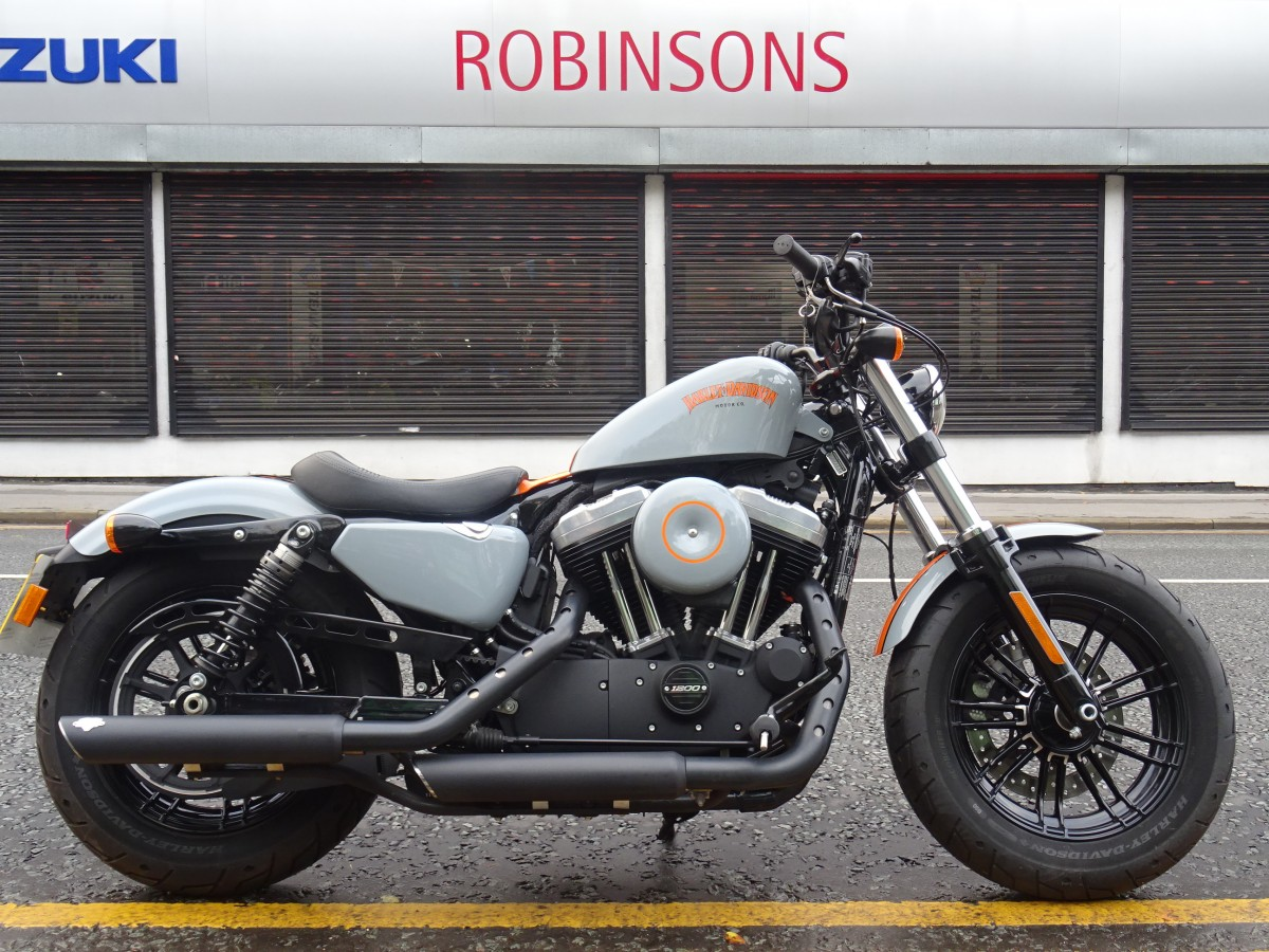 Buy Online HARLEY DAVIDSON XL 1200 X FORTY EIGHT 17