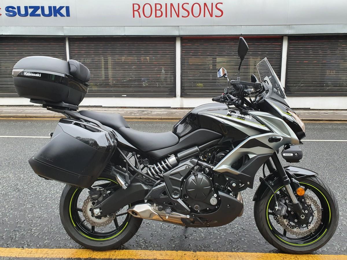 Buy Online Kawasaki KLE650FKF