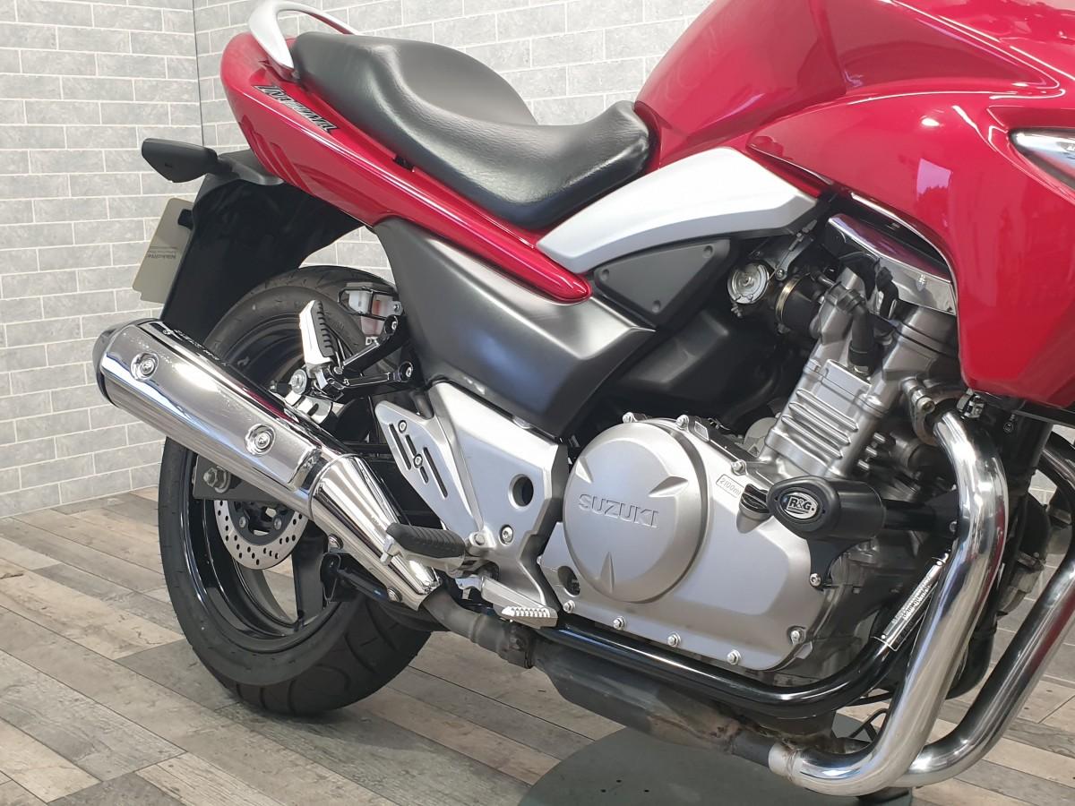 Suzuki Inazuma GW250 2013