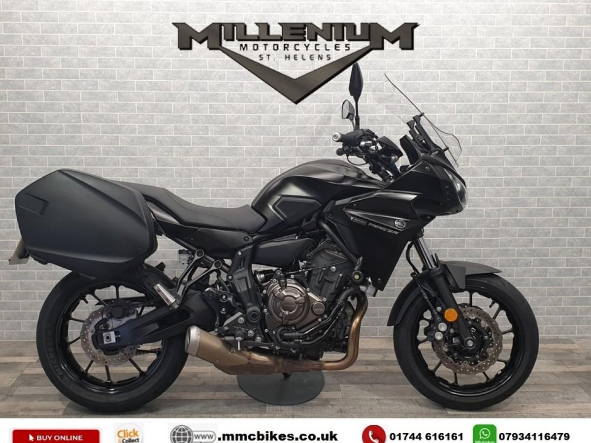 Yamaha MT-07 Tracer 700 2017