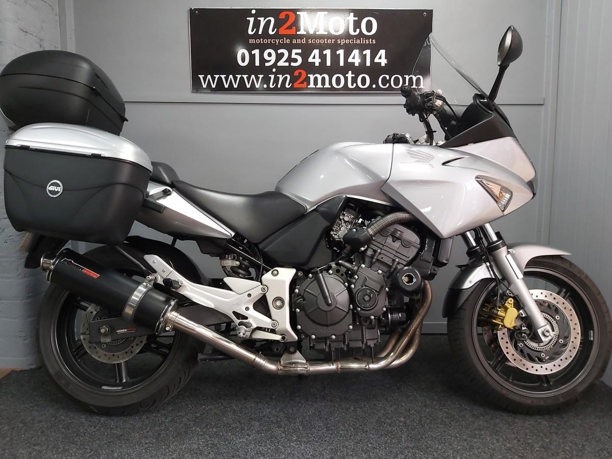 Honda CBF600 SA-6 2006