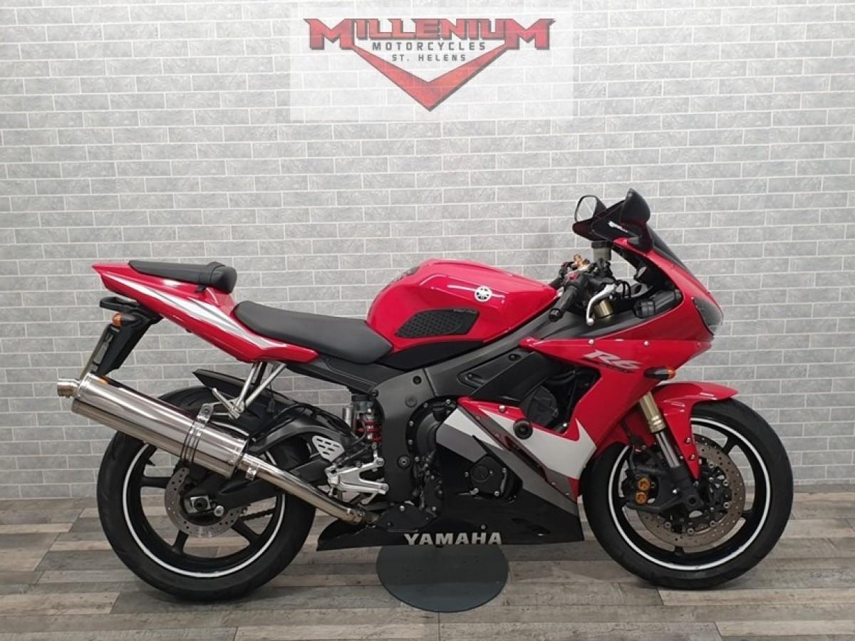 Buy Online Yamaha R6