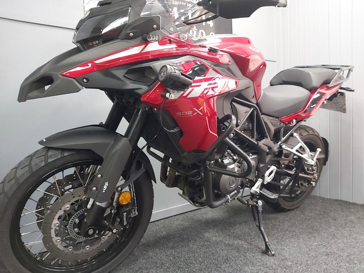 Benelli TRK 502 X 2020