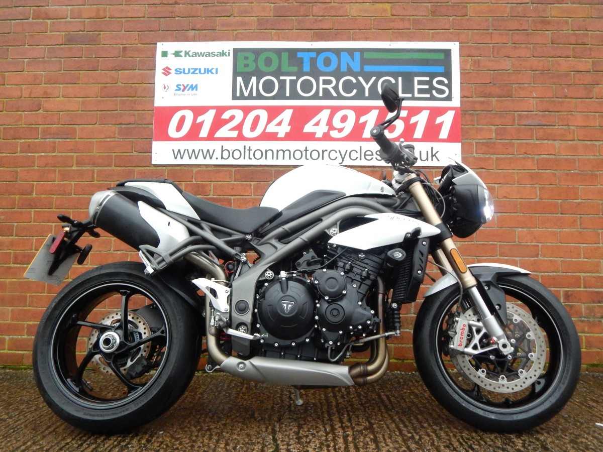 Buy Online TRIUMPH SPEED TRIPLE 1050 S