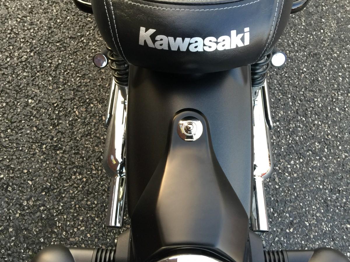 Kawasaki W800 Cafe EJ800 CKF 2020