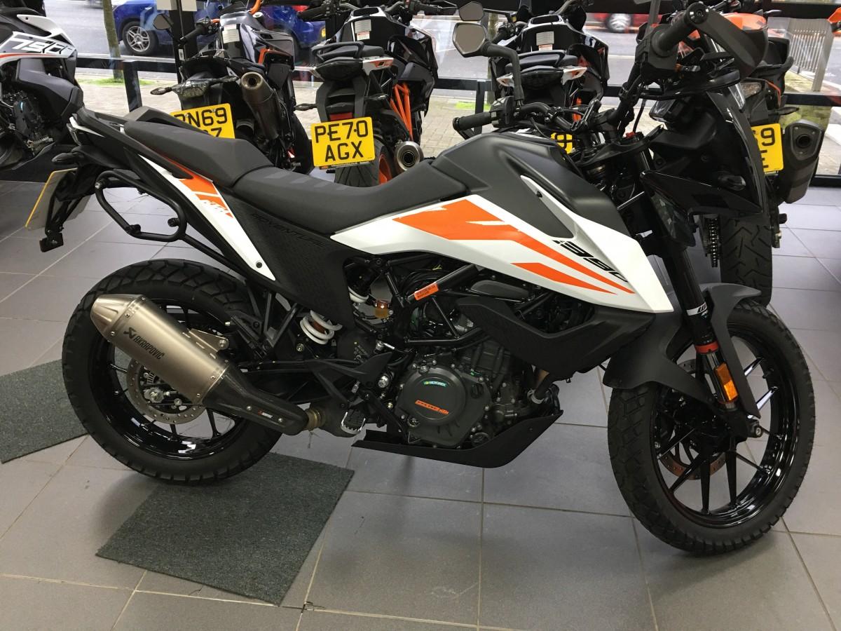 Buy Online KTM 390 ADVENTURE