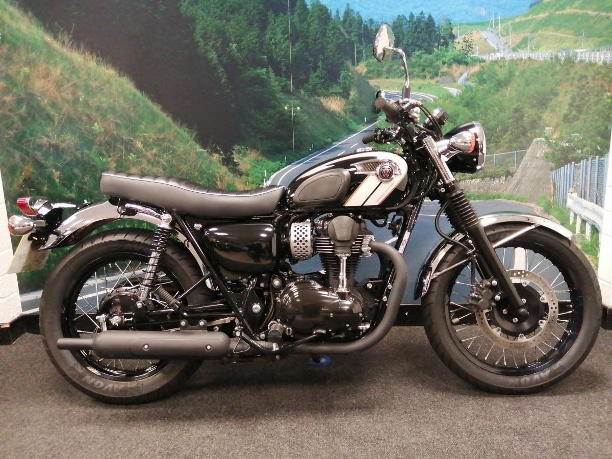 KAWASAKI W800 SPECIAL EDITION 2016