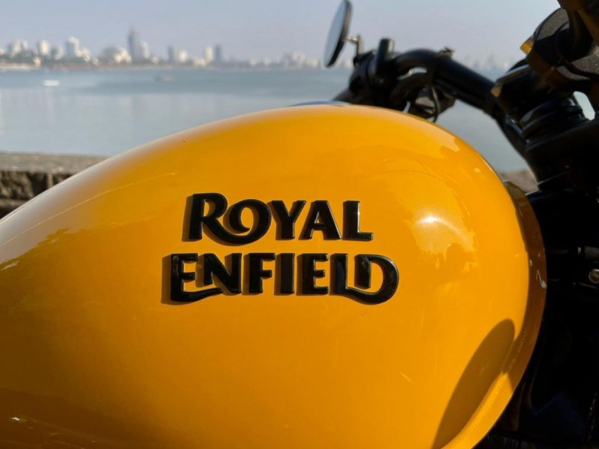 Royal Enfield Meteor 350 Fireball 2021