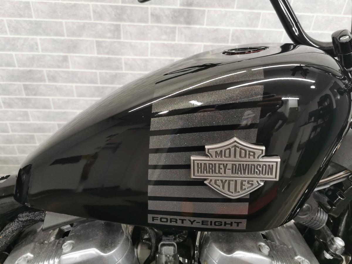 HARLEY DAVIDSON XL 1200X FORTY EIGHT 2016