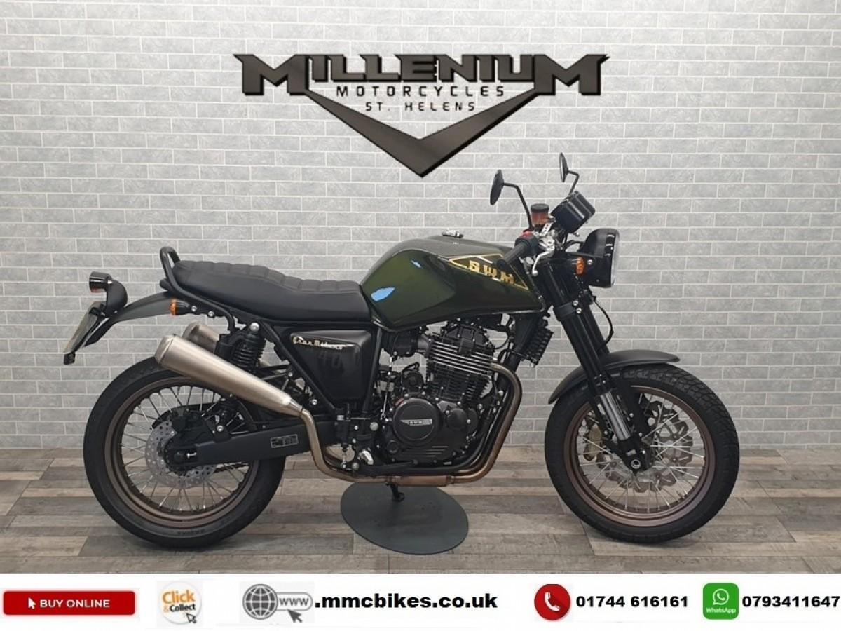 Buy Online SWM GRAN MILANO 440