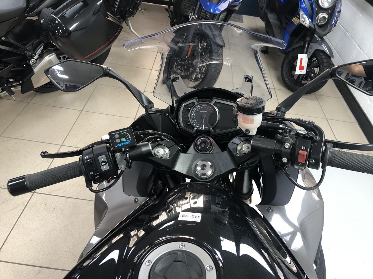 Kawasaki ZX1000 WHF 2017