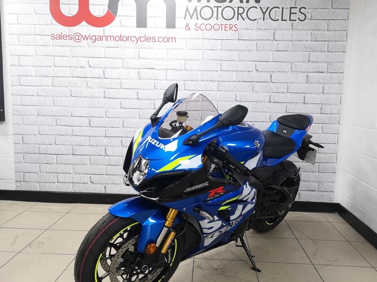 Suzuki GSXR1000RAM0 2020