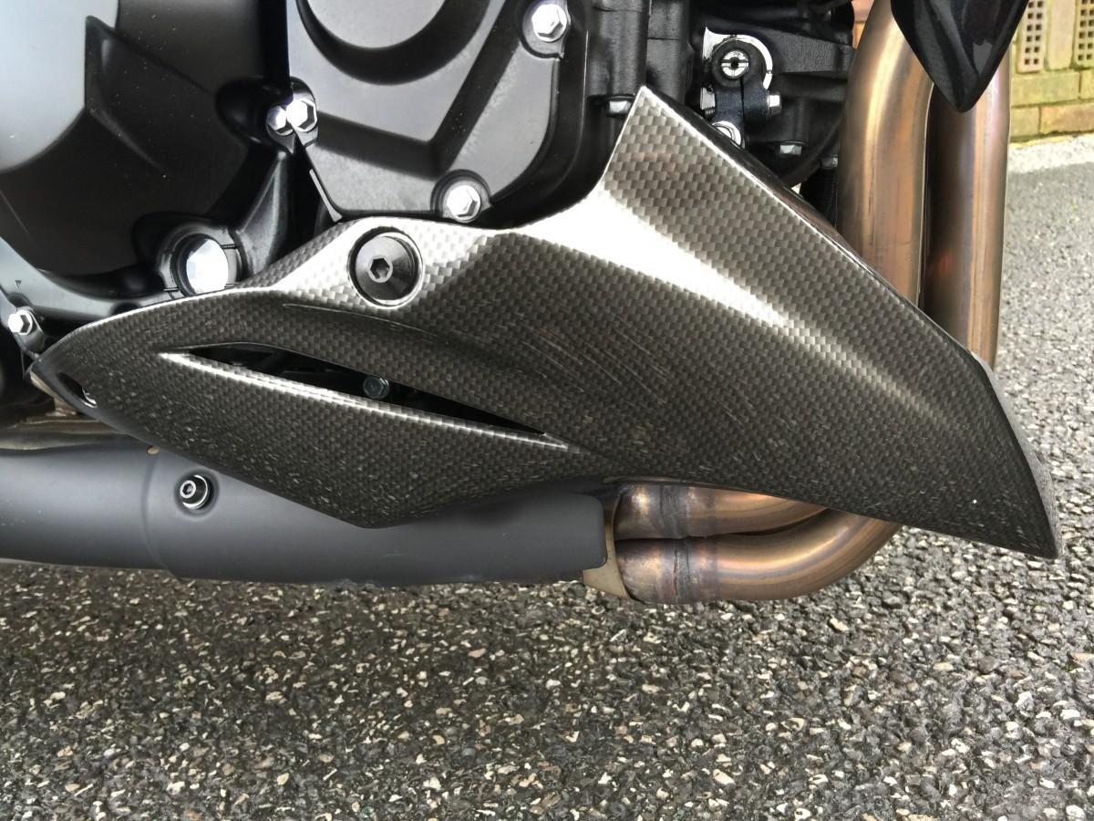 Kawasaki Z1000R Performance ZR1000 JHF 2017