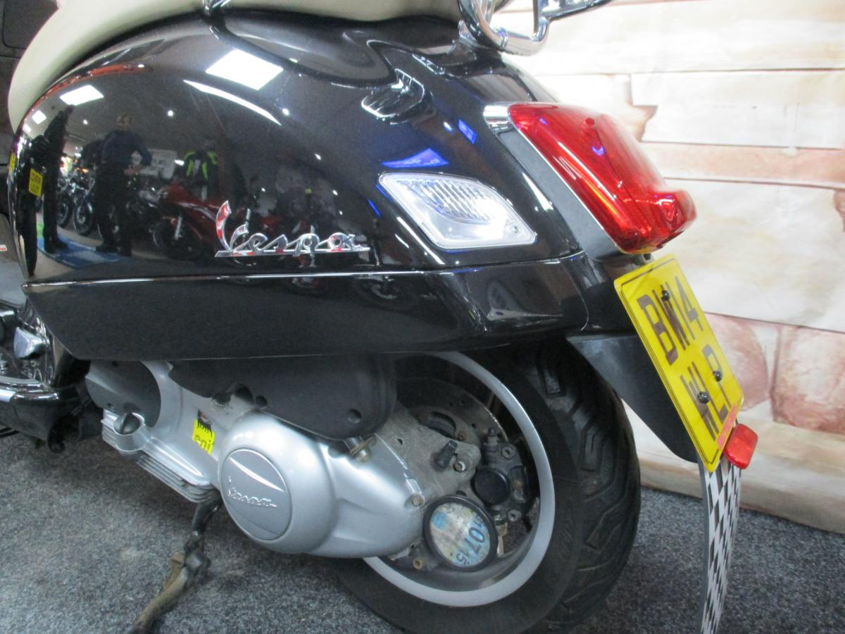 Piaggio VESPA GTS 300 ABS 2014