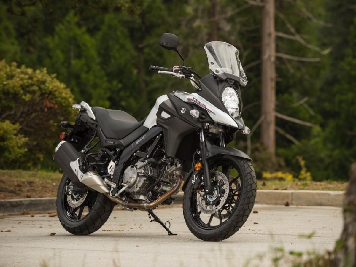 Suzuki V-Strom 650 AM0 2020  Pre-Reg SAVE £850 2020