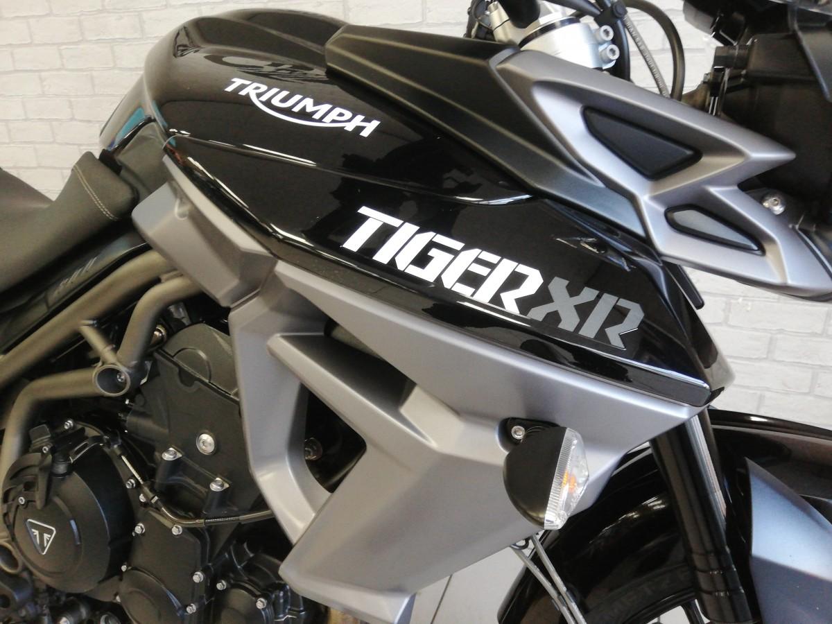 TRIUMPH TIGER 800 XR 2017