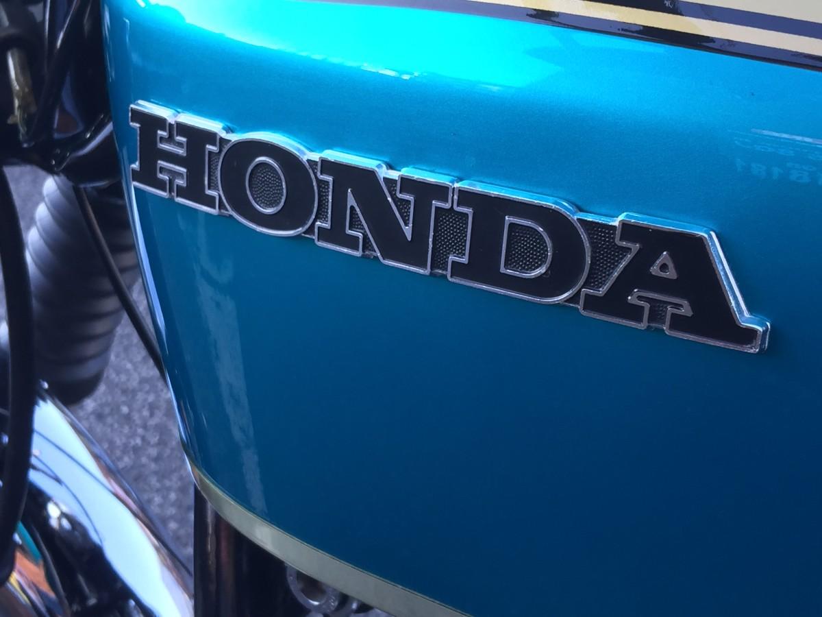 HONDA CB750 SANDCAST 1969