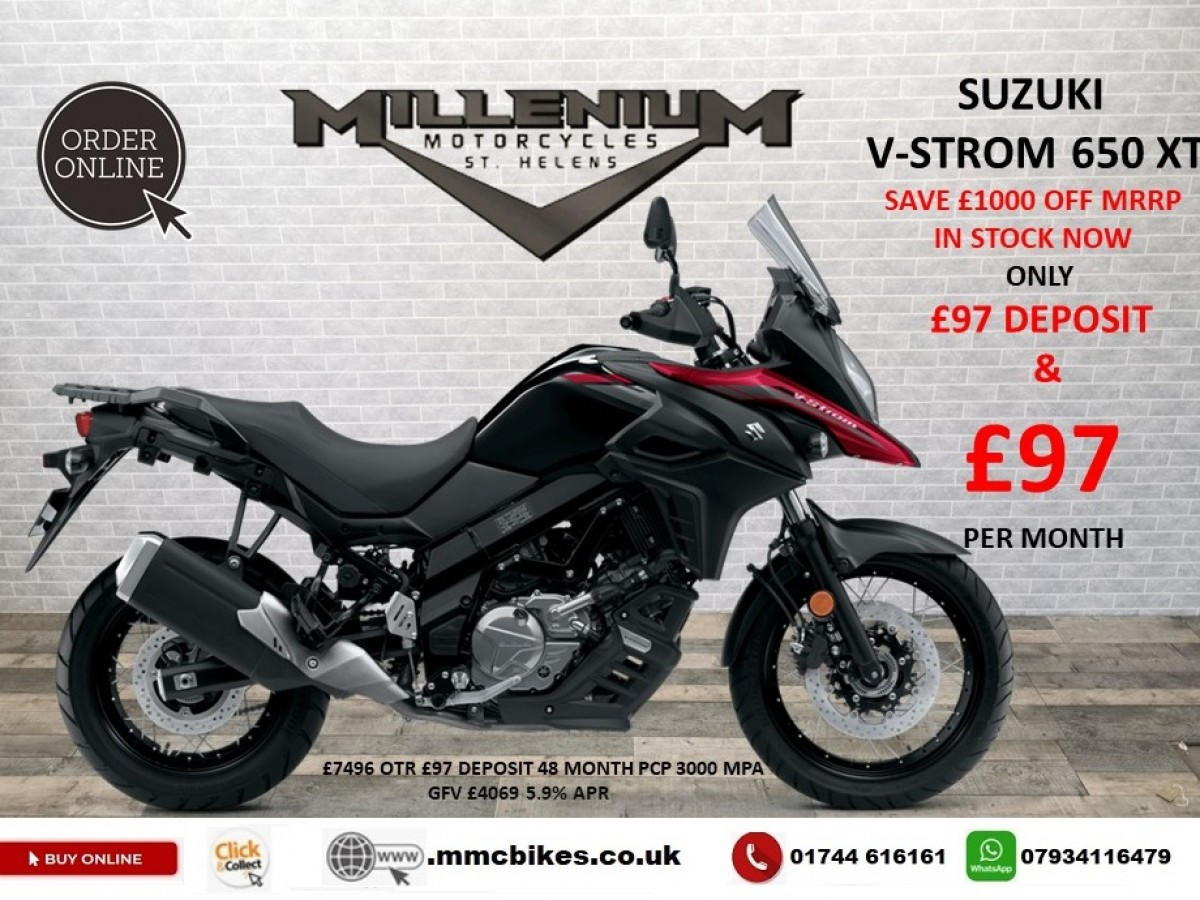 Buy Online Suzuki V-Strom 650XT AM1